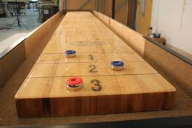 Antique Shuffleboard Table For Sale Buying A Shuffleboard Table For Dummiesmcclure Tables