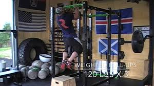want bigger arms here u0027s how 185lb weighted pull ups 300 lb