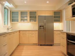 Kitchen With Track Lighting by Kitchen Picture Of Bamboo Kitchen Cabinet Design Along With Track