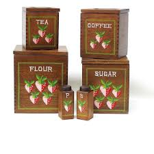 themed kitchen canisters 181 best kitchen canisters images on kitchen canister