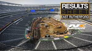 motocross race track design results sheet east rutherford supercross motocross feature