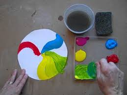 how to paint a color wheel mp4 youtube
