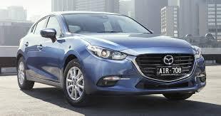 mazda australia prices mazda 3 facelift goes on sale in australia six variants