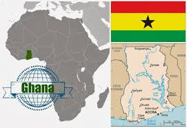 Accra Ghana Map Marie U0027s Pastiche Ghana U0027s Independence Day Getting To Know The