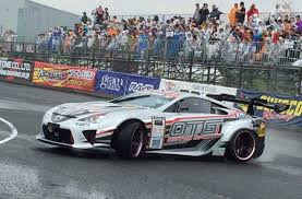 lexus sport car lfa video nascar v8 powered lexus lfa drift car gets turbocharged