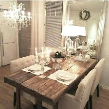 Dining Room Ideas Pictures Rustic Shabby Chic Dining Table Dining Room Ideas Elegant Shabby