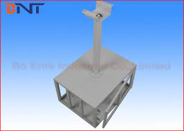 Retractable Projector Ceiling Mount by Classroom Projector Ceiling Mount Kit With Projector Security Cage