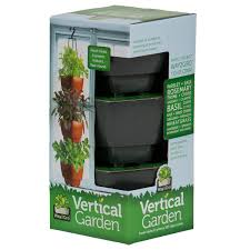 amazon com radius garden way2gro herb and lettuce hanging