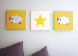 tableau chambre bébé à faire soi même cadre deco chambre garcon decoration fille bleu faire soi meme pas