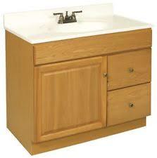 Bathroom Vanity 30 X 21 Oak Bathroom Vanities Ebay