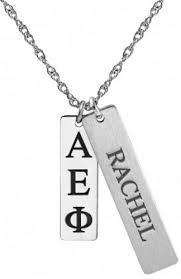 customizable jewelry alison rectangular multi charm letters name