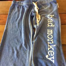 Bad Monkey Bad Monkey Ladies Sweat Pants U2013 Bad Monkey Oc