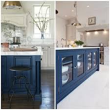 navy blue kitchen island ideas 4 ways to use navy blue in your kitchen big chill