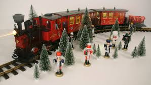 train track for christmas tree christmas lights decoration