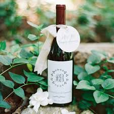 wine bottle favors wedding favors that keep guests talking after the weekend brides