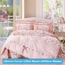 Bedding Sets For Girls Print by Kids At Home Pink Cheetah Animal Print Kids Twin Size Bedding