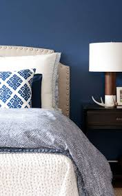 fabulous navy blue bedroom designs