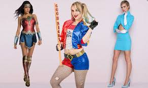 Fbi Halloween Costume Halloween Costumes Women Buy Harley Quinn
