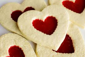 heart shaped cookies heart shaped stained glass sugar cookies for s day
