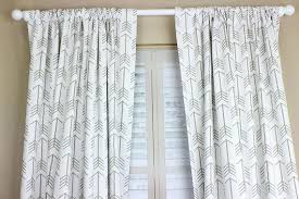 Nursery Curtain Grey Nursery Curtains Mirak Info