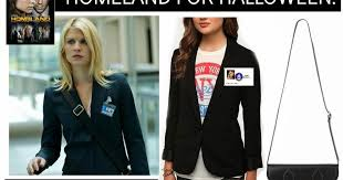 Carrie Halloween Costume Texas Halloween Costume Inspiration Carrie Mathison