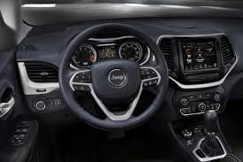Jeep Cherokee Sport Interior 2012 Jeep Liberty Vs 2014 Jeep Cherokee Autotrader