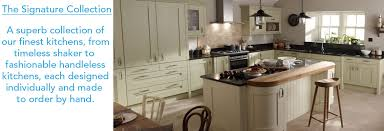 signature collection of luxury kitchens betta living