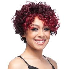 wigs short hairstyles round face human hair wig hh britney by it s a wig short curly wigs for
