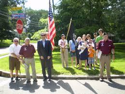 fallen veterans commemorative street signs middletown nj