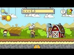 scribblenauts remix apk scribblenauts remix apk data version 4 12