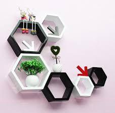 Decorative Shelves For Walls Online Get Cheap Wall Shelf Wood Aliexpress Com Alibaba Group