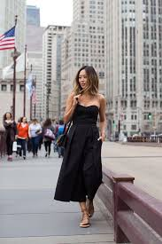 how to wear a jumpsuit how to wear cropped jumpsuits aka culotte rompers closetful of