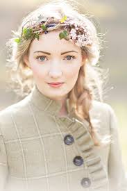 traditional scottish hairstyles whimsical and romantic scottish castle wedding inspiration love