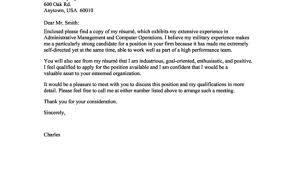 administrative assistant cover letter examples sample of two week