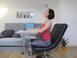 Neck Exercises At Desk Tech Neck Rescue Pilates Exercises At Your Desk
