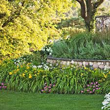 Landscaping Ideas For Slopes Landscaping A Slope