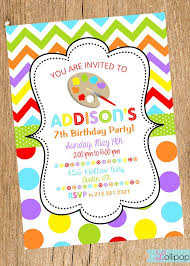 35 best party invite ideas images on pinterest art party
