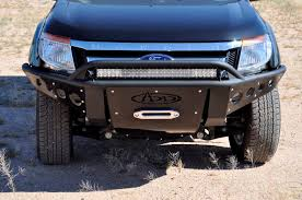 bumper ford ranger shop ford ranger t6 winch front bumpers add offroad