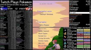 Shiny Geodude In Platinum Twitch Plays Pokemon Know - cynthia defeated platinum ending twitch plays pokemon official