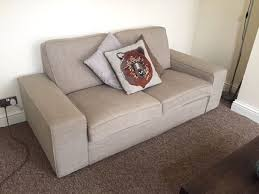 Kivik Armchair Ikea Kivik Sofa Isunda Beige In Leicester Leicestershire Gumtree