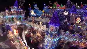 Pictures Of Christmas Lights by The Great Christmas Light Fight 2014 Winner Go Pro View Weaver U0027s