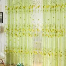 Sunflower Curtains Kitchen by Popular Sunflower Valance Kitchen Curtains Buy Cheap Sunflower