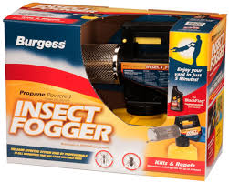 amazon com burgess 1443 propane insect fogger for fast and