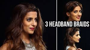 Hairstyles Easy And Quick by 3 Easy Peasy Headband Braids Quick U0026 Easy Hairstyles For Long