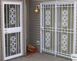 Security Patio Doors Iron Security Doors And Patio Gates Doors Custom Made In Maryland