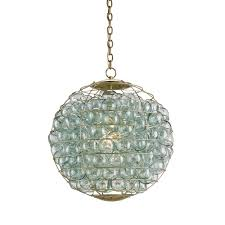 interior ballard chandelier and glass orb chandelier