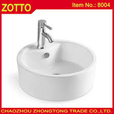 one piece ceramic bathroom sink and countertop one piece ceramic