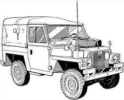 land rover drawing land rover 88 lightweight land rover pinterest land rover