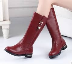 womens size 12 leather boots boots digital picture more detailed picture about 2015