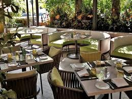 Los Patios Restaurant Outdoor Patio Furniture Of Culina Modern Italian Restaurant Los